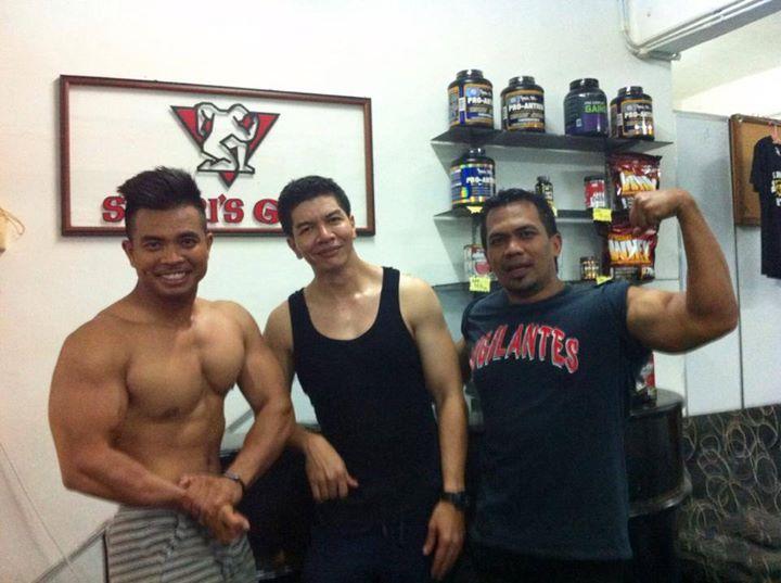 Sukri's Gym @Bandar Indera Mahkota ,Kuantan
