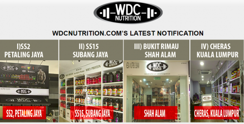 WDC Nutrition Supplement Malaysia