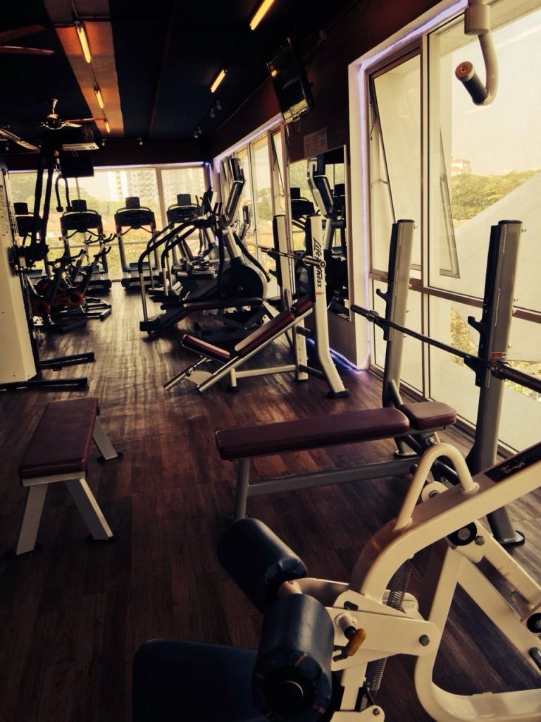 Sneak Peek at Solid Life Fitness @ Kepong Ativo Plaza Bandar Sri Damansara