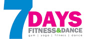 7DAYS Fitness & Dance Logo