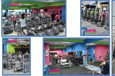 7 Days Fitness Sungai Besi LakeField @ Kuala Lumpur
