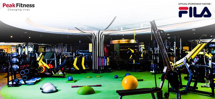 Workout To Your Peak Performance- Peak Fitness Gym@ Kuala Lumpur
