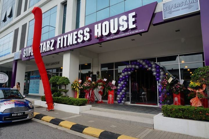 Superstarz fitness house gym in kepong manjalara wenghonnfitness