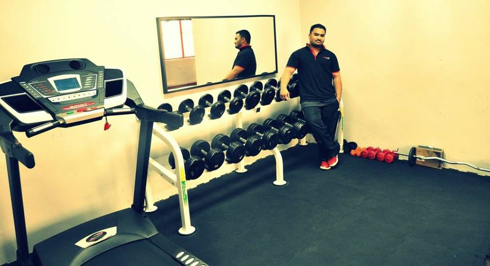 Fitness Studio at Bangsar Fit Lab