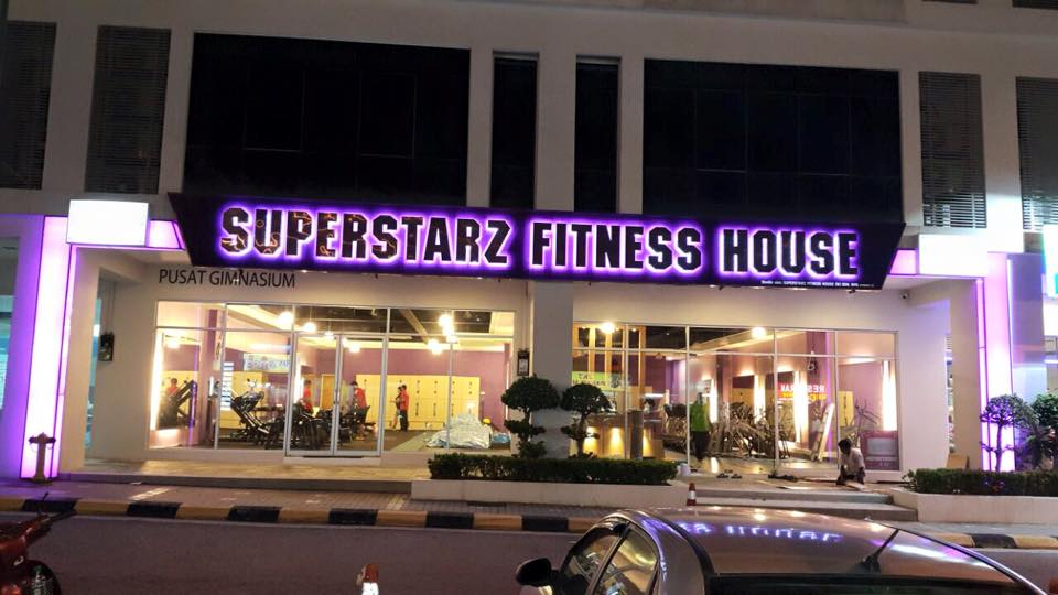 Superstarz Fitness House Gym In Kepong Manjalara