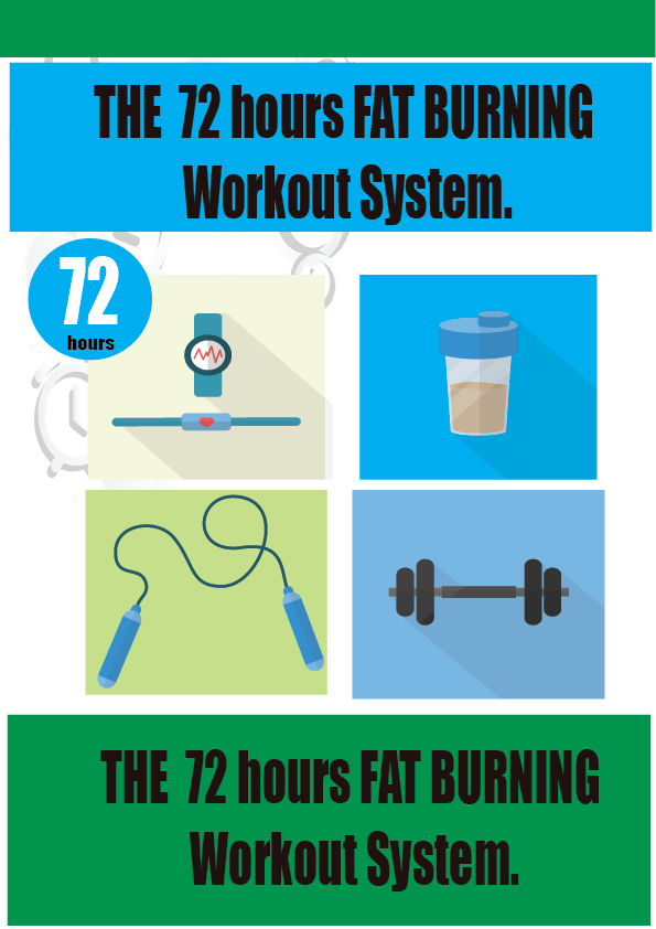 THE--72-hours-FAT-BURNING-workout-system