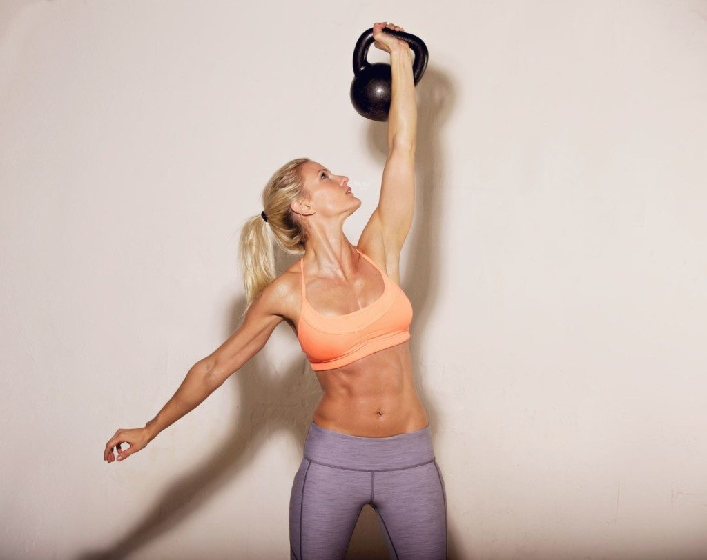 Kettlebell Lose Weight Fast For Women & Men Online Course.
