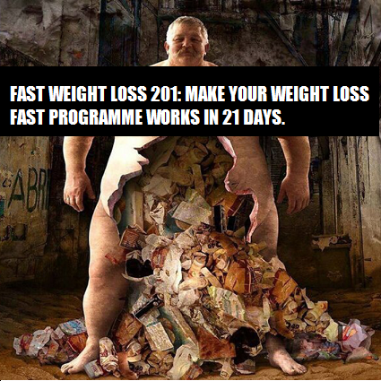 Why is your weight loss programme is not working?Weather you are male or female this step by step guide fast weight loss guide will be absolutely useful for you