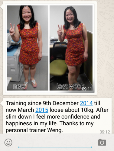 Malaysia top online personal training coach