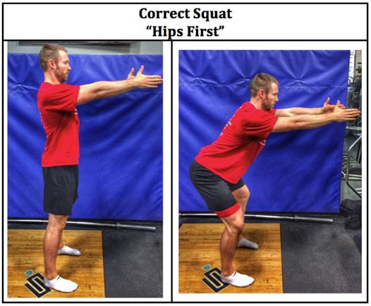 proper way of doing squat 1