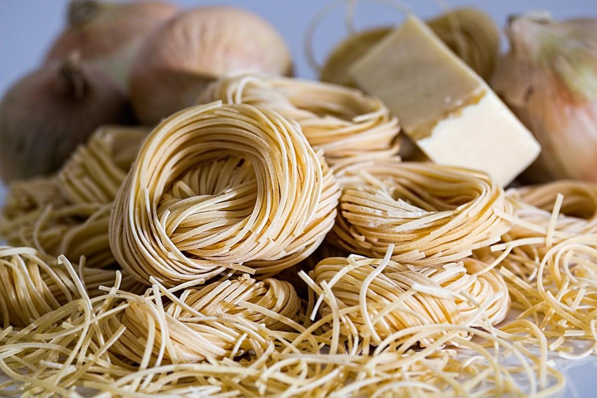 burn off the noodle fat