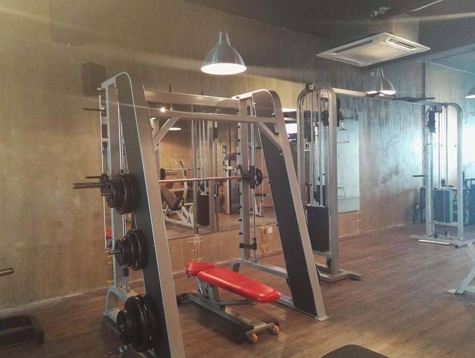 Unifit gym at bandar sri petaling kuala lumpur wenghonnfitness