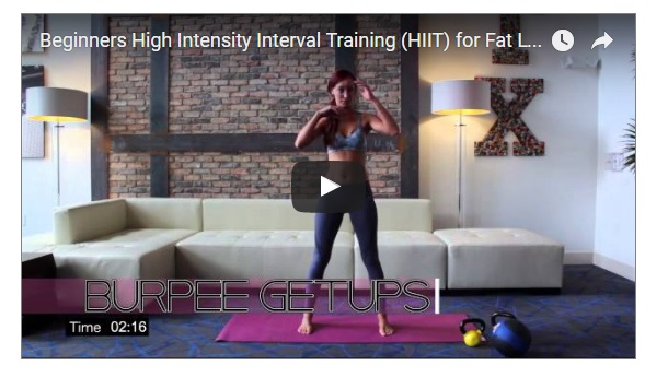 hiit training workouts for beginners Under 5 Minutes