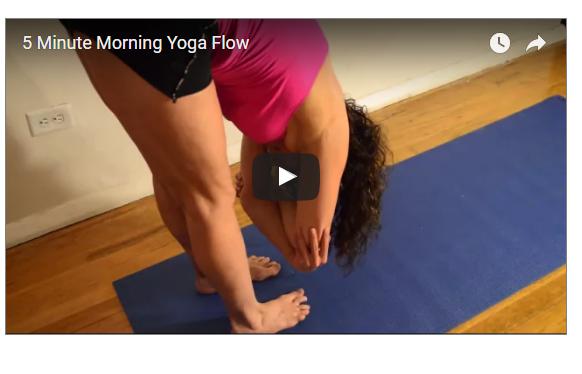 Healthy Lifestyle Coach Yoga programme