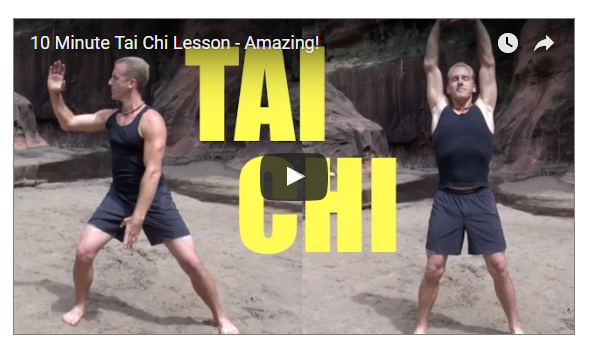 10 Minutes Tai Chi for All Level