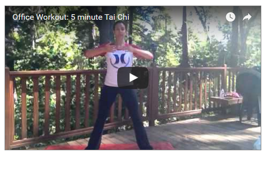 5 Minutes Tai Chi