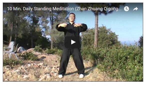 10 Minutes Power Meditation
