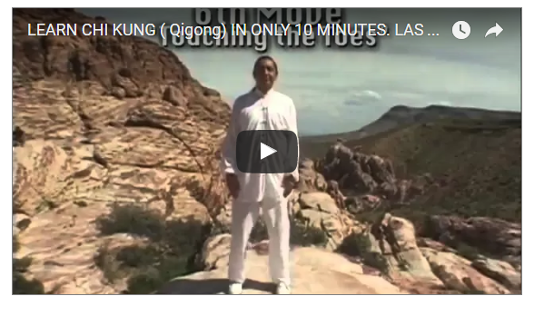 10 Minutes Qi Gong Practice