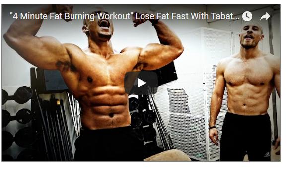 4 Minutes Fat Killer Tabata