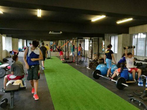 gym that open near jalan hang jebat ,petaling street