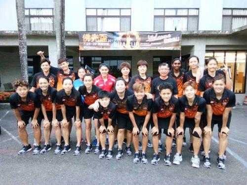 Malaysia female basketball taiwan