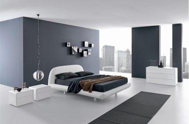 minimalist bed room design