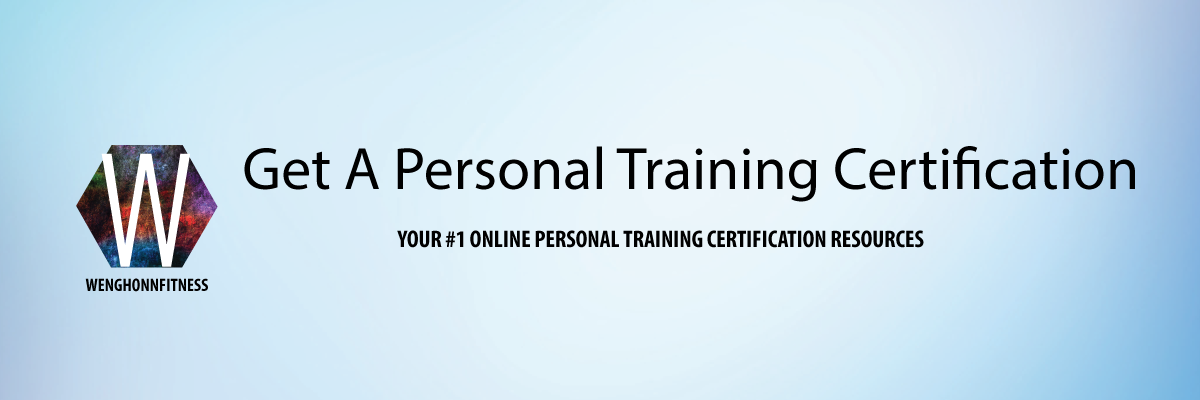 Free Online Personal Training Exam Study Guide And Certification