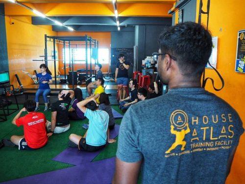 Training and Conditioning Gym In Kelana Jaya Selangor The House Atlas