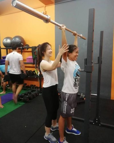 ace certified Training and Conditioning Gym In Kelana Jaya Selangor The House Atlas
