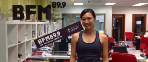 best 5 female personal trainer in kl
