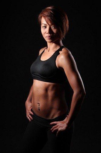 kuala lumpur top female personal trainer