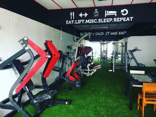 pay per entrance gym at subangRedline Gym SS15 Subang Jaya ,selangor