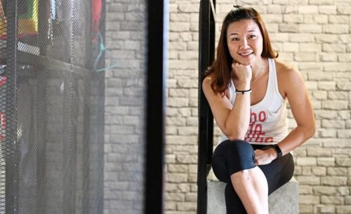 top female personal trainer in kl