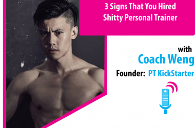 3 Signs That You Hired Shitty Personal Trainer