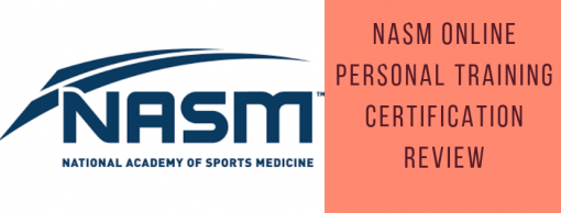 NASM ONLINE PERSONAL TRAINING CERTIFICATION REVIEW