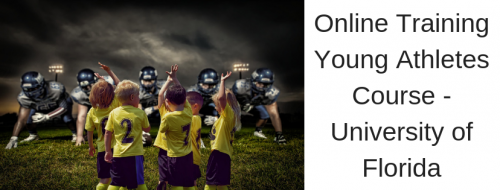 Online Training Young Athletes Course - University of Florida