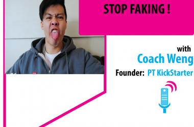 STOP FAKING YOUR PERSONAL TRAINING BUSINESS /CAREER.