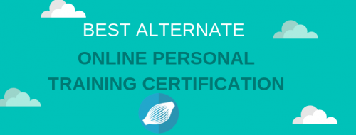 best alternate online personal training certification review