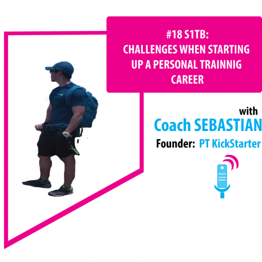 Challenges when starting up a personal training career