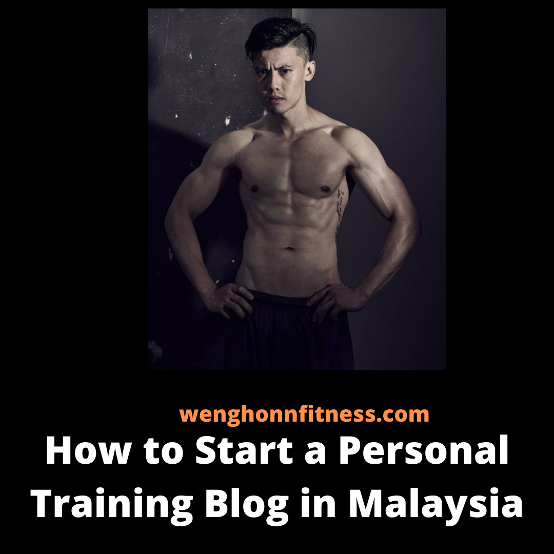 How To Start A Personal Training Website In Malaysia?